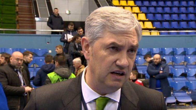 Тренер Испании: «На Евро с Украиной будет очень сложно»