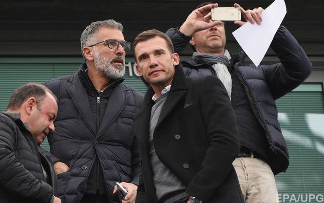 Шевченко может стать тренером Милана