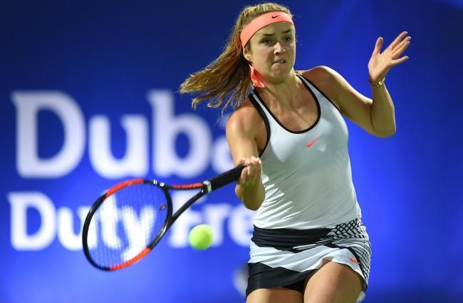 Свитолина будет бороться за место в четвертьфинале на чемпионате в Дубае