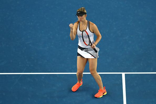 Сквозь тернии к звездам: Свитолина вышла в четвертьфинал Taiwan Open