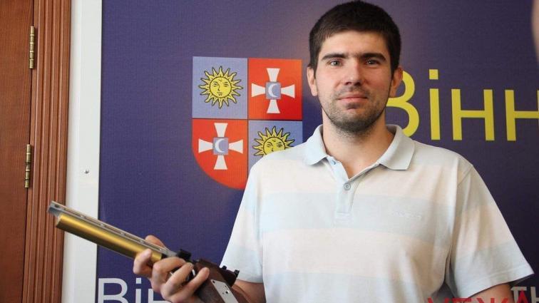Украинский паралимпиец сделал золотой дубль на Кубке мира в ОАЭ