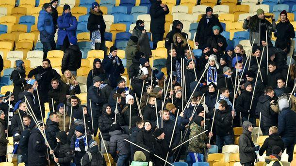 «Динамо» и «Бешикташ» оштрафованы на 60 тысяч евро за матч в Киеве