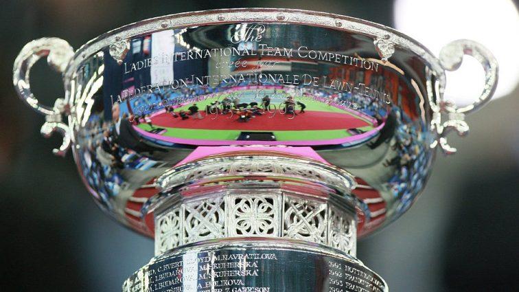 Украина может сыграть против страны-агрессора на Кубке Федерации
