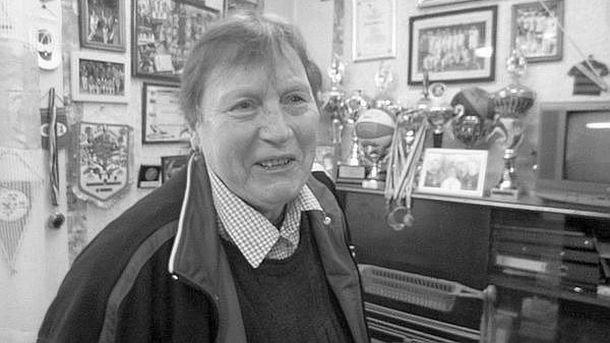 Умерла известная украинская баскетболистка