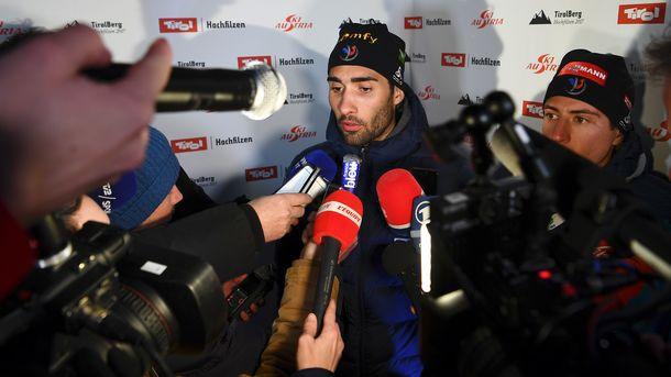 Француз Фуркад рассказал свою версию скандала с россиянами на чемпионате мира по биатлону