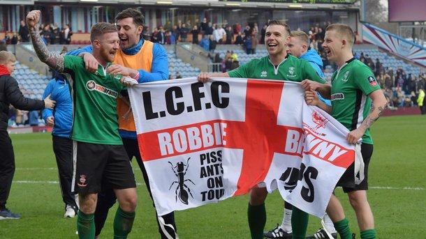 Впервые за сто лет в четвертьфинал Кубка Англии пробился клуб пятого дивизиона