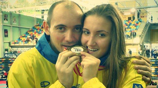 Одесская каратистка завоевала серебряную медаль во Франции