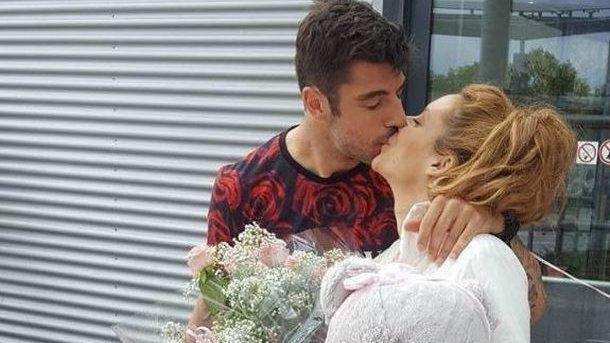 Сербский футболист шокировал татуировкой с лицом жены. Только посмотрите на это!