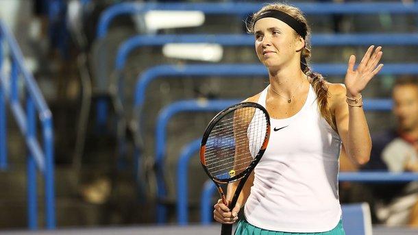 Свитолина вышла в финал турнира в Тайване и может установить рекорд Украины