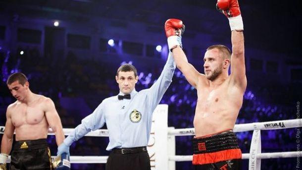 Украинец Макс Бурсак впервые проведет чемпионский бой