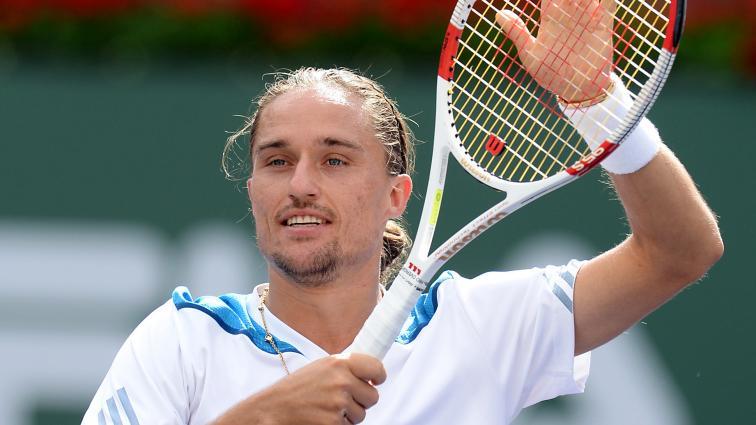 Долгополов победил Феррера на турнире ATP