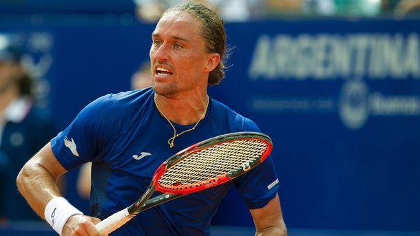 Украинский теннисист Долгополов завоевал победу на чемпионате в Буэнос-Айресе