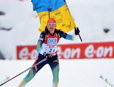 Украинцы стали пятыми в эстафете на Кубке мира по биатлону