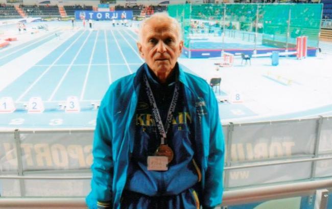 77-летний украинец намерен представить страну на Чемпионате мира по легкой атлетике