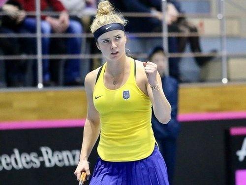 Свитолина выигрывает турнир в Дубае!