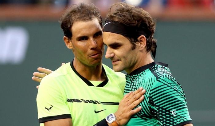 Федерер обыграл Надаля на турнире в США