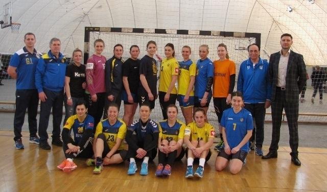 Женская сборная Украины по гандболу сыграет на турнире в Польше