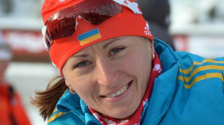 Вита Семеренко попала в Топ-10 спринта на Кубке IBU