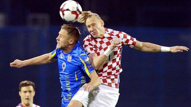 Хорват Домагой Вида: «Желаю украинским друзьям побед в других матчах»