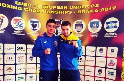 Два украинца вышли в финал чемпионата Европы