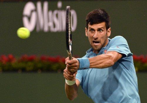 Джокович — в третьем круге турнира в Индиан-Уэллсе (ВИДЕО)