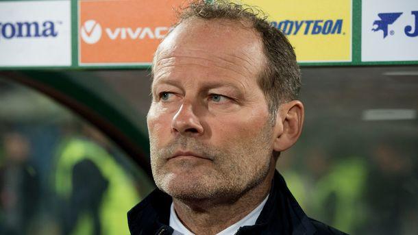Сборная Голландии снова осталась без тренера