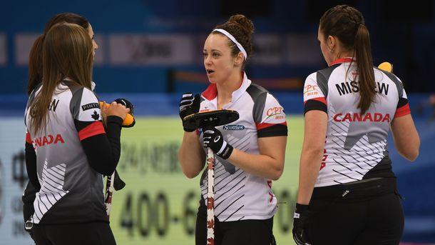 Канадки выиграли чемпионат мира по керлингу, обыграв россиянок