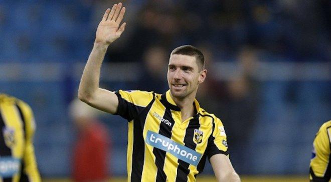 Защитник «Витесса» Кресвейк забил первый гол в карьере в 32 года и прервал рекордную «сухую» серию