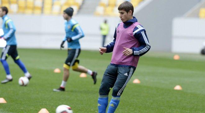 Малиновский вернулся к тренировкам сборной Украины после капельниц