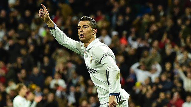 Роналду сравнялся по голам с лучшим бомбардиром топ-5 чемпионатов Европы за всю историю