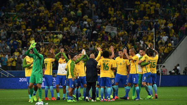Сборная Бразилии первой квалифицировалась на чемпионат мира-2018