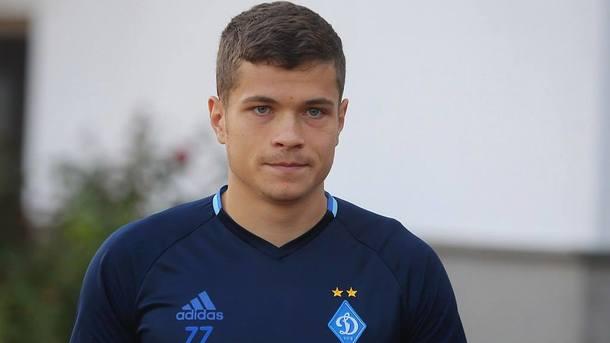Официально: «Динамо» разорвало контракт с Громовым