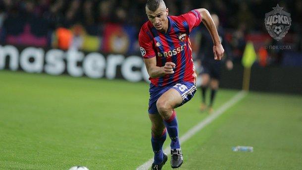 УЕФА оставил в силе дисквалификацию Романа Еременко