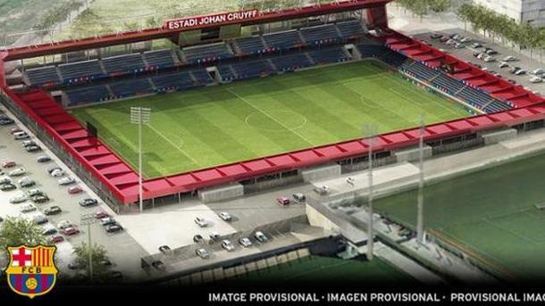 «Барселона» назовет стадион в честь Йохана Кройффа