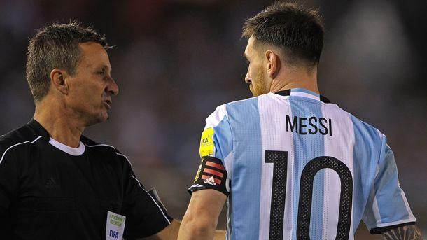 «Барселона» возмущена дисквалификацией Месси