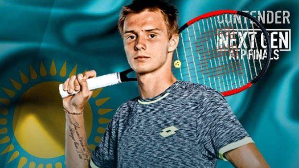 Теннисист Александр Бублик заявил, что не будет выступать под российским флагом