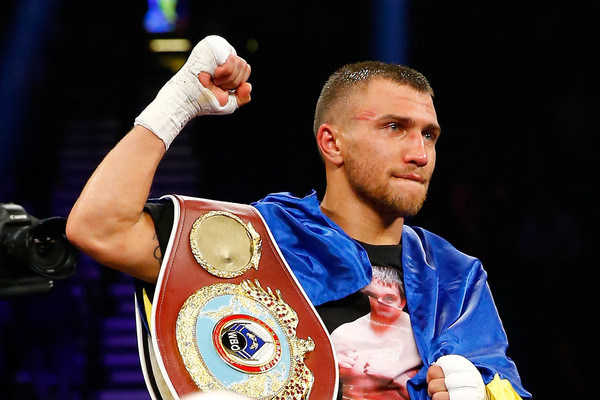 Ломаченко: «Хочу боксировать с великими так же сильно, как хотел выиграть Олимпиаду»