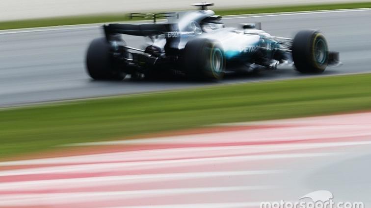 Достаточно ли 110 децибел для Формулы 1?