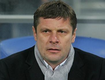 Олег Лужный – кандидат на пост главного тренера Динамо