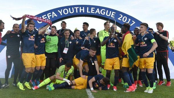 «Зальцбург» выиграл юношескую Лигу чемпионов