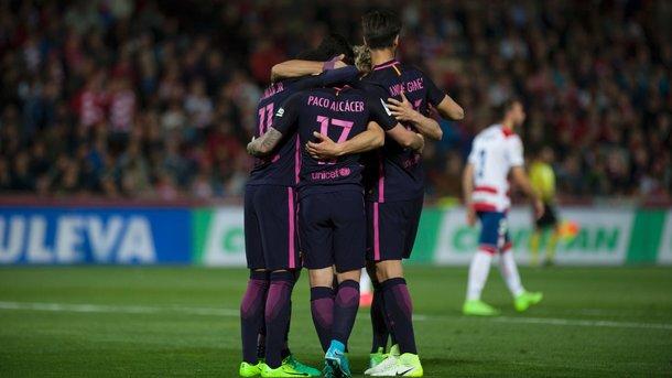 Команда Артема Кравца разгромлена «Барселоной»