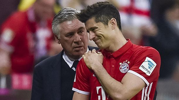 Левандовски пропустит матч Лиги чемпионов против «Реала»