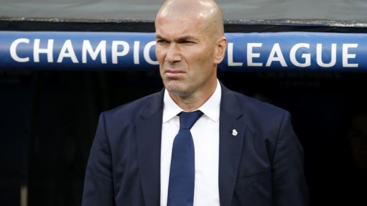 Зидан: Можно сказать, что Реал ничего не стоит, но это не так