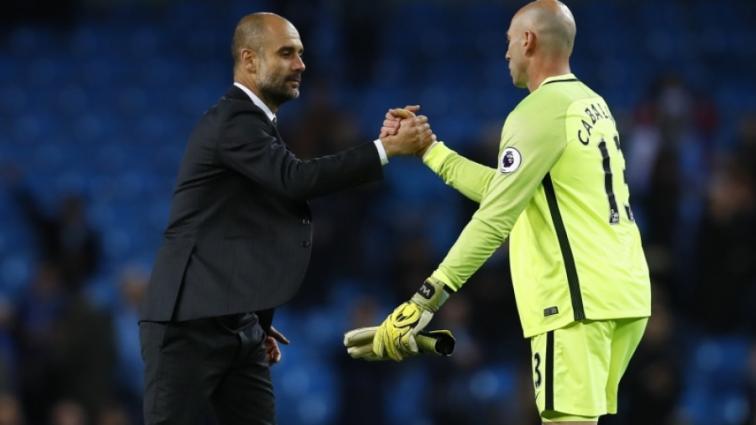 Гвардиола: Доволен, что Манчестер Юнайтед создал лишь два момента