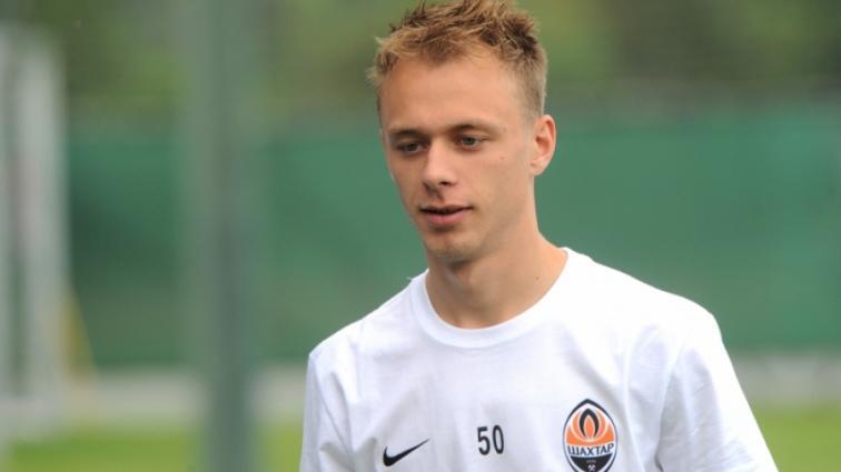 Украинец вернется из бельгийского клуба в Шахтер