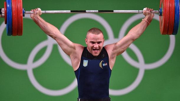 Украинец Александр Пелешенко стал чемпионом Европы по тяжелой атлетике