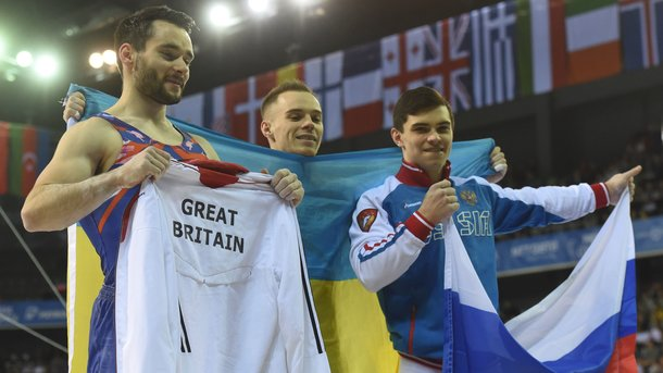 Олег Верняев: «После Олимпиады месяц побаловался, а потом поставил голову на место»
