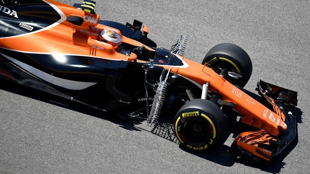 Пилот «Макларена» будет оштрафован на 15 стартовых мест на Гран-при России