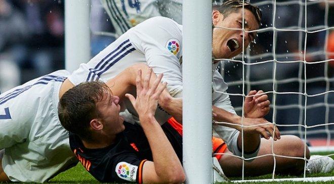 Роналду побил антирекорд по количеству нереализованных пенальти за «Реал» в Примере