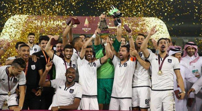 Хави выиграл первый титул в Катаре с «Аль-Садд»